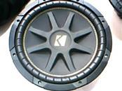 KICKER Car Speakers/Speaker System COMP 12